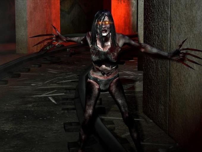 Посмотреть ролик - Меддисон показывает свой скил в Left 4 Dead 2. Меддисон показывает