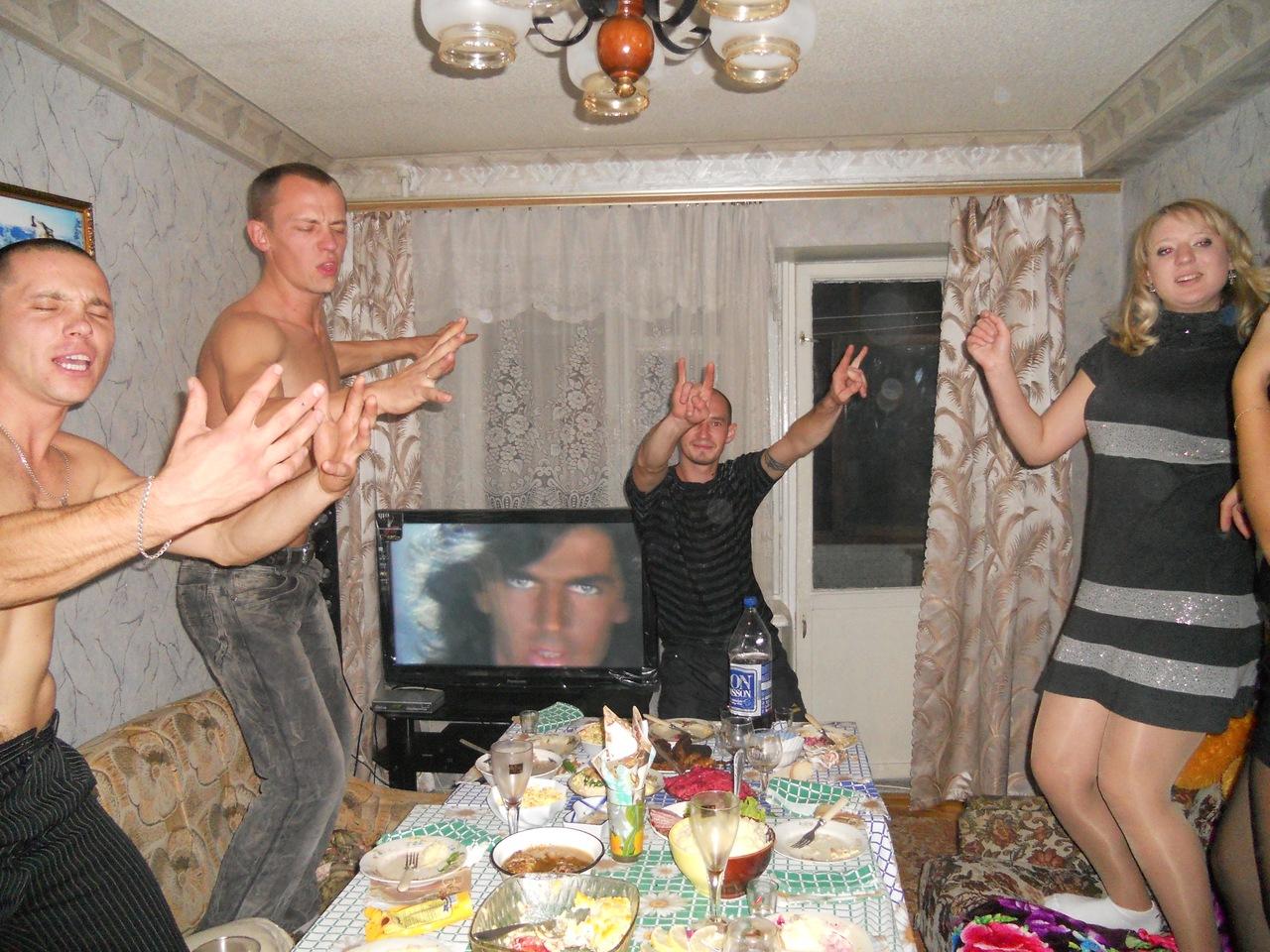 Русские парни отдыхают 3 фотография
