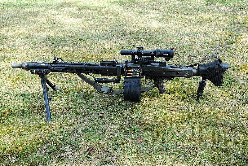 east german guns
