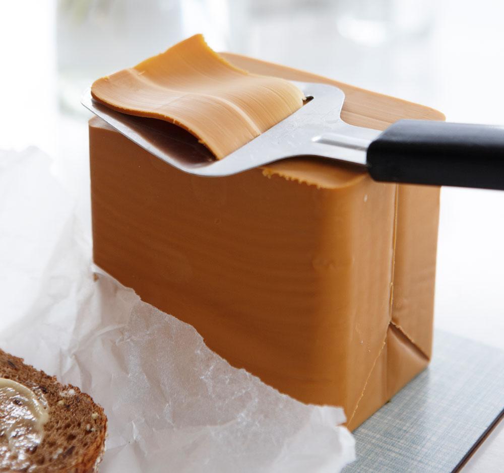 Норвежский сыр в домашних условиях