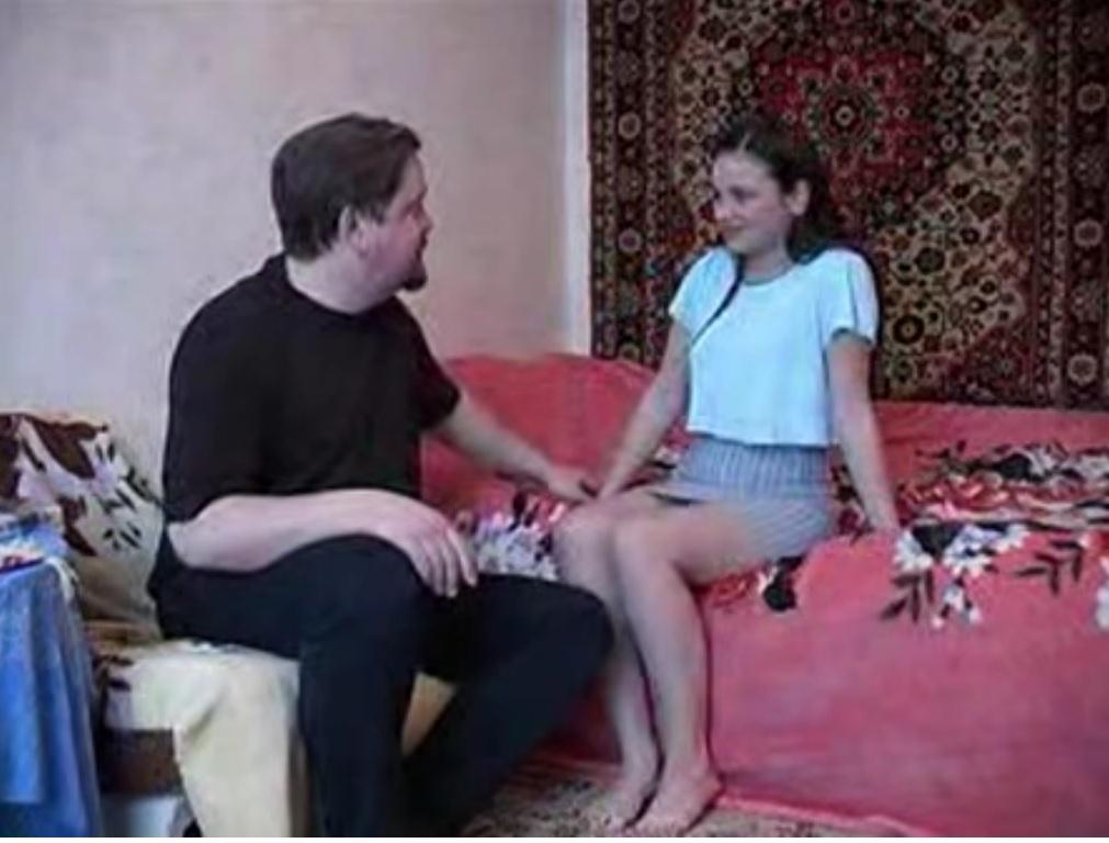 Русский инцест бородатый отец и дочь 14 фотография