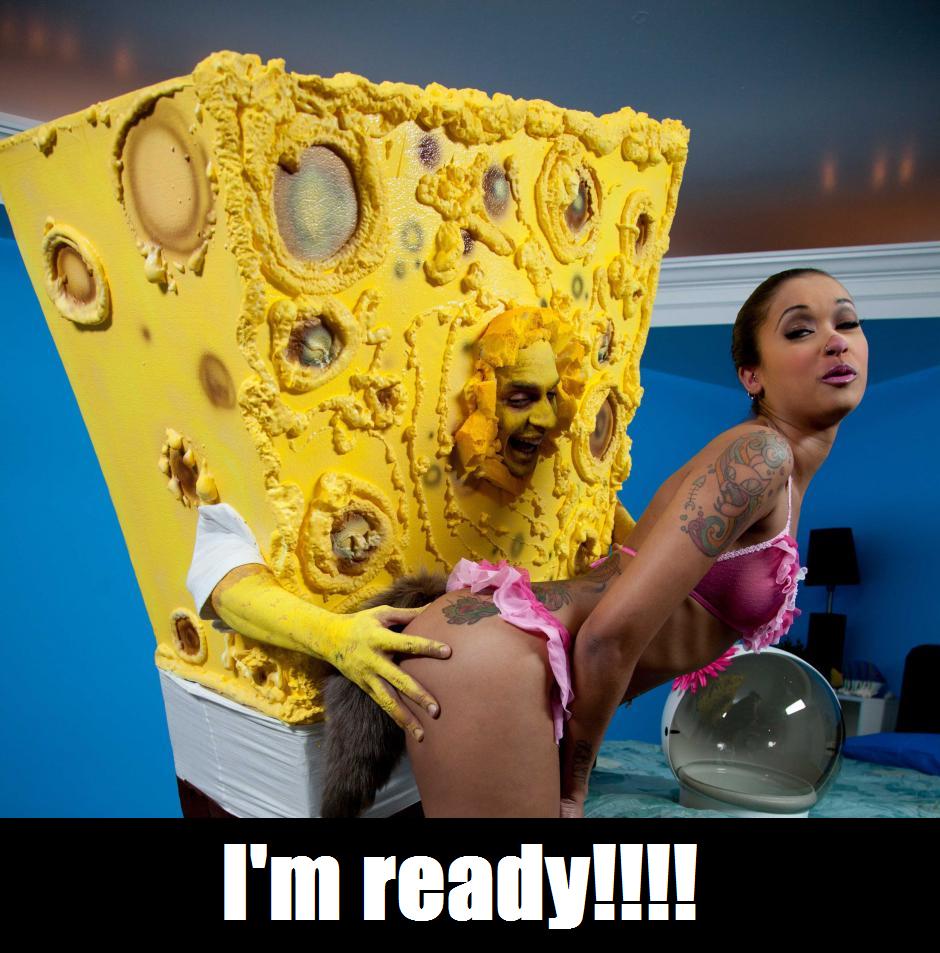 Fotografie porno spongebob