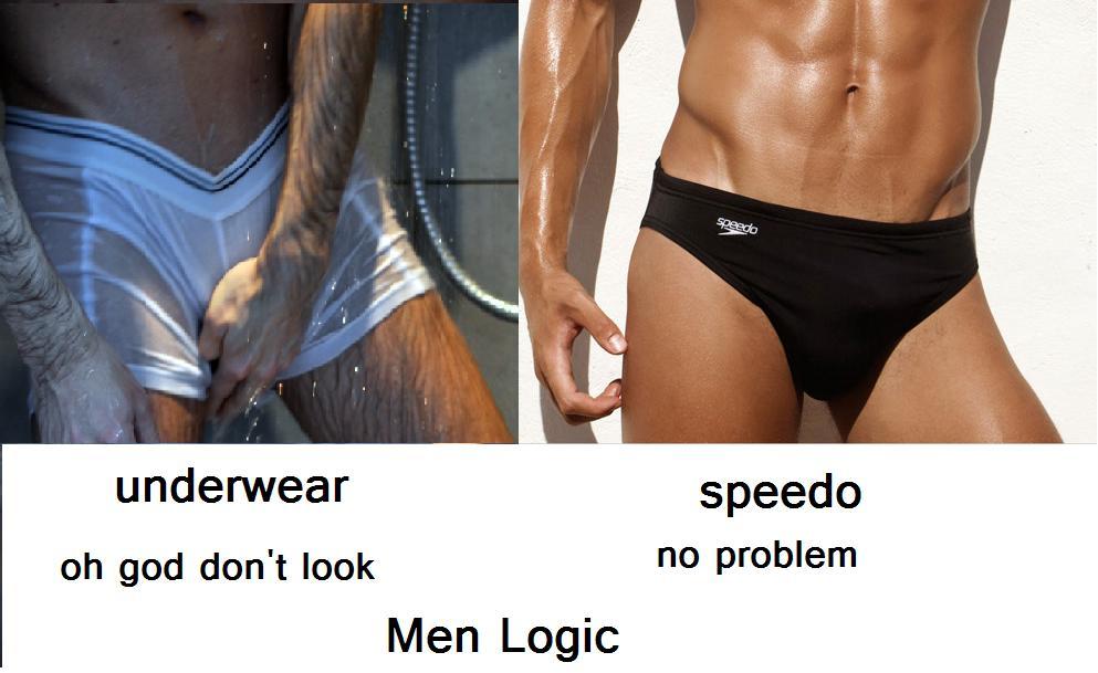 Wet underwear wearing Wet underwear