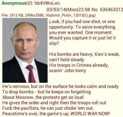 Putin Ruby