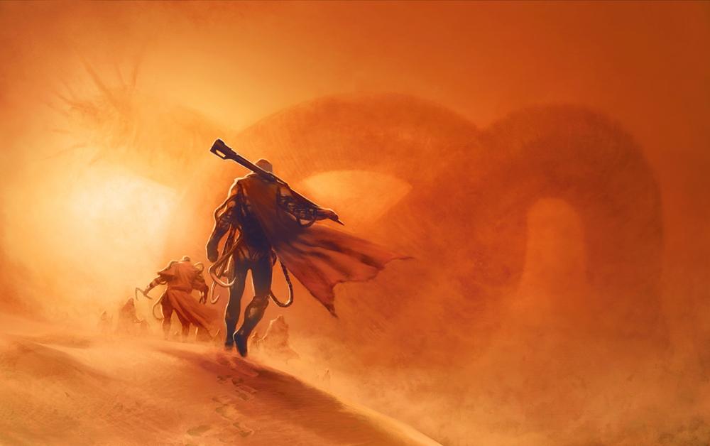 Badass Dune Wallpaper