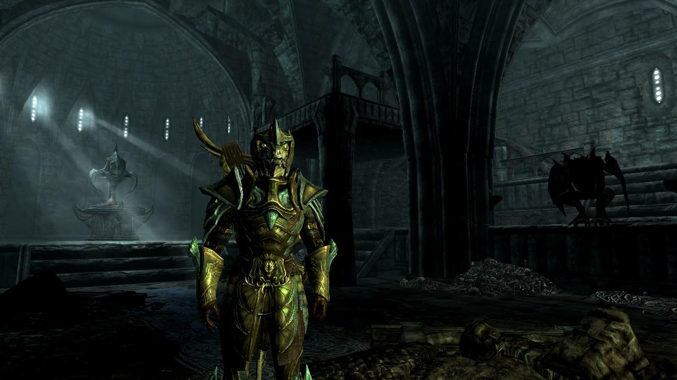 vampire lord armor mod