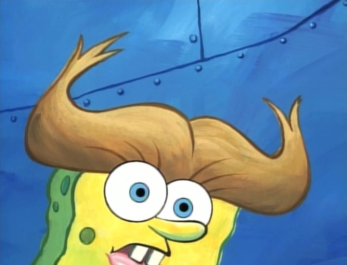 hey guys got any odd funny faces from spongebob im 116457316