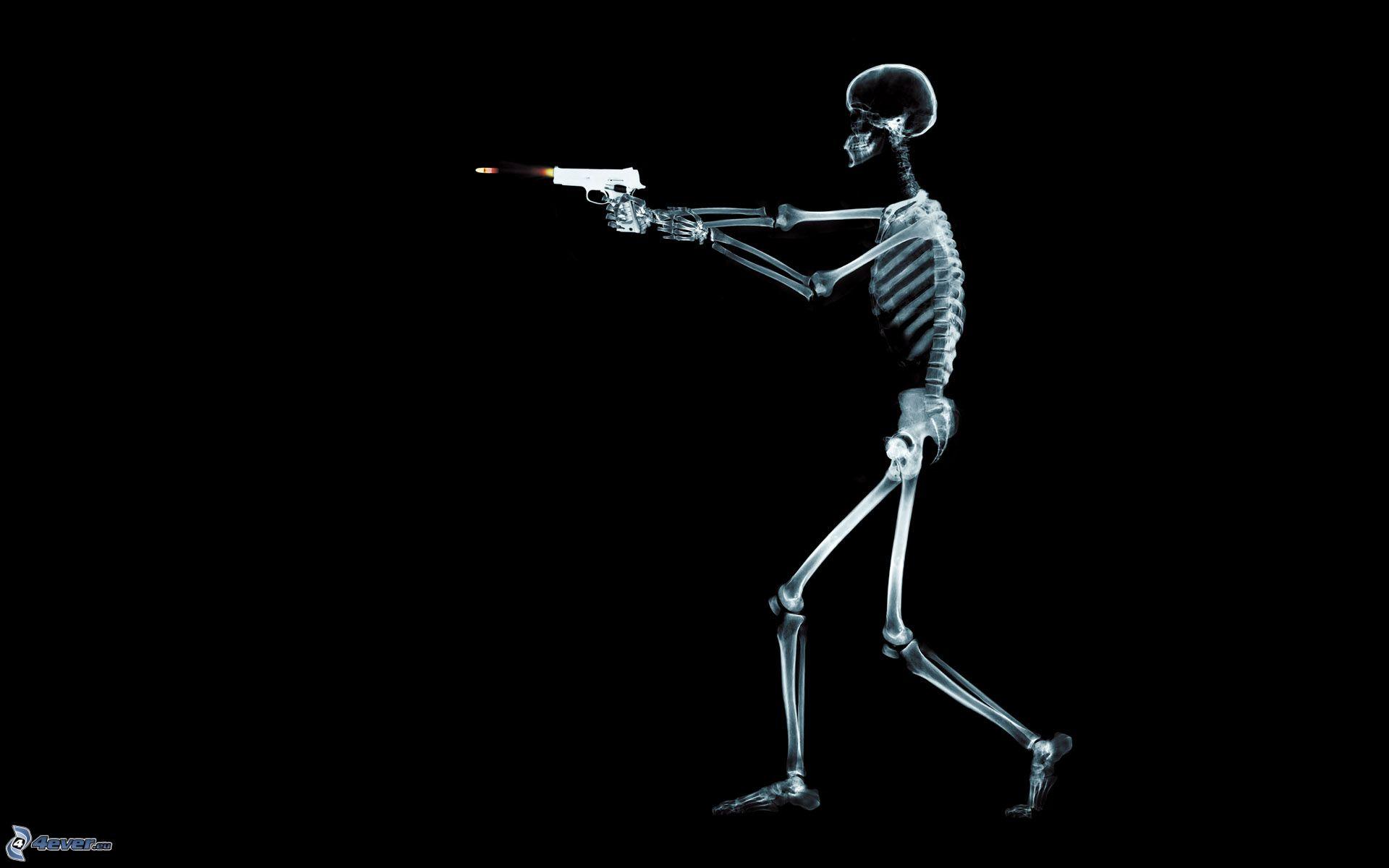 движущиеся картинки на телефон скелеты основное время