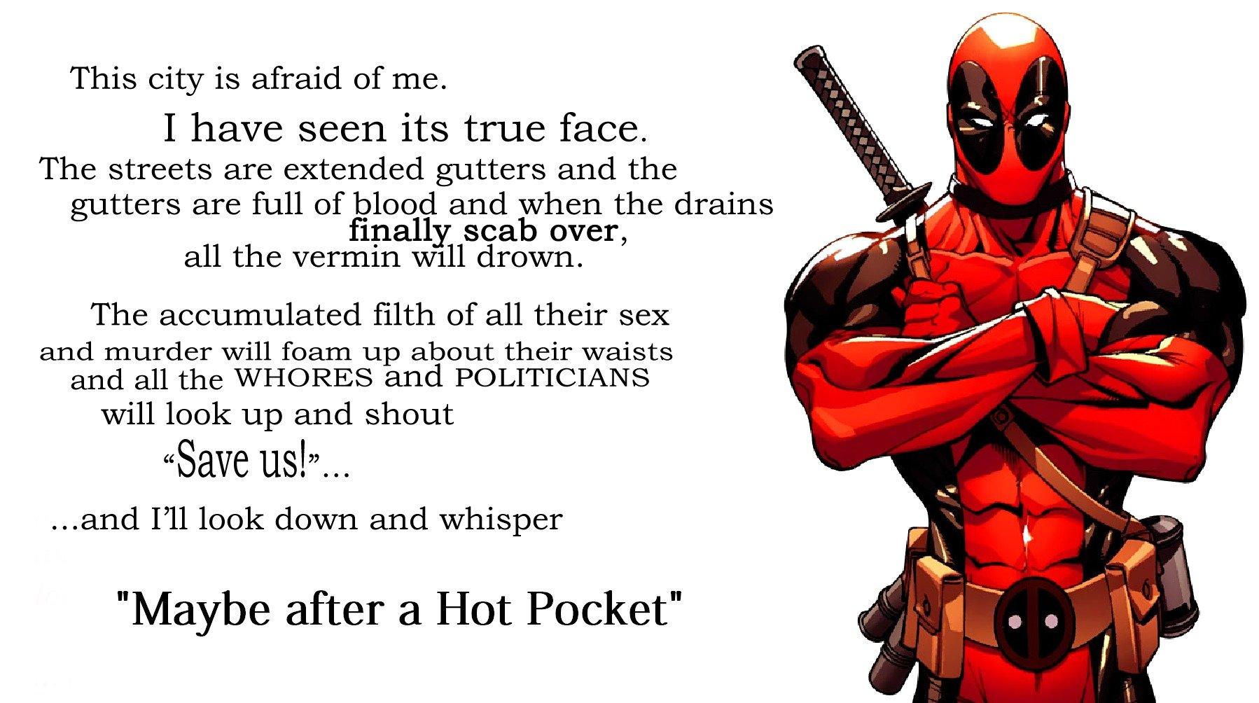 Deadpool Wallpaper Dump