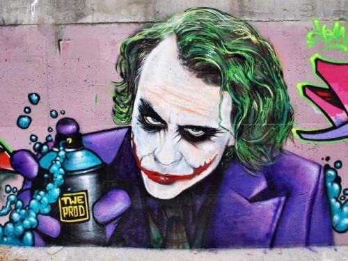I agree, good graffiti is art, but do it on - #95393682