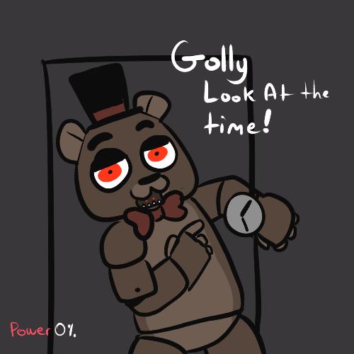 Draw Freddy Fazbear  - #133398400 added by fazbear at shitty