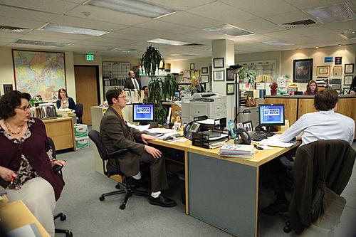 Dunder Mifflin Office