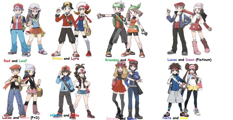 mine boy characters
