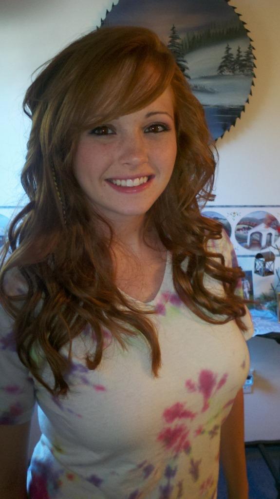 Hot Redhead Girlfriend