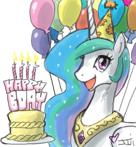 Happy Birthday Brony D