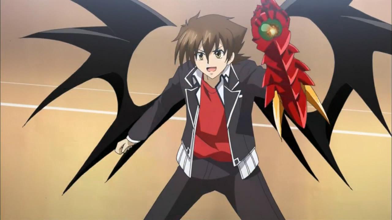 Issei Hates Devils Fanfiction