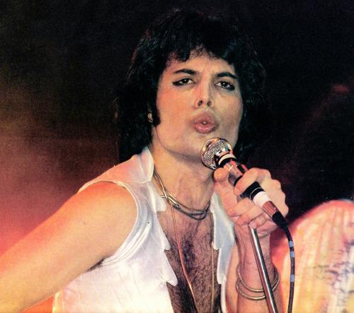 Image result for dr frank N. Furter vs. Freddie Mercury