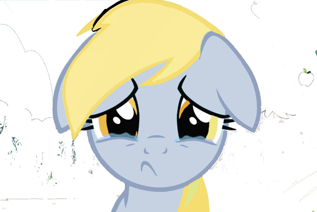 самых картинки пони со слезами на глазах соответствовать
