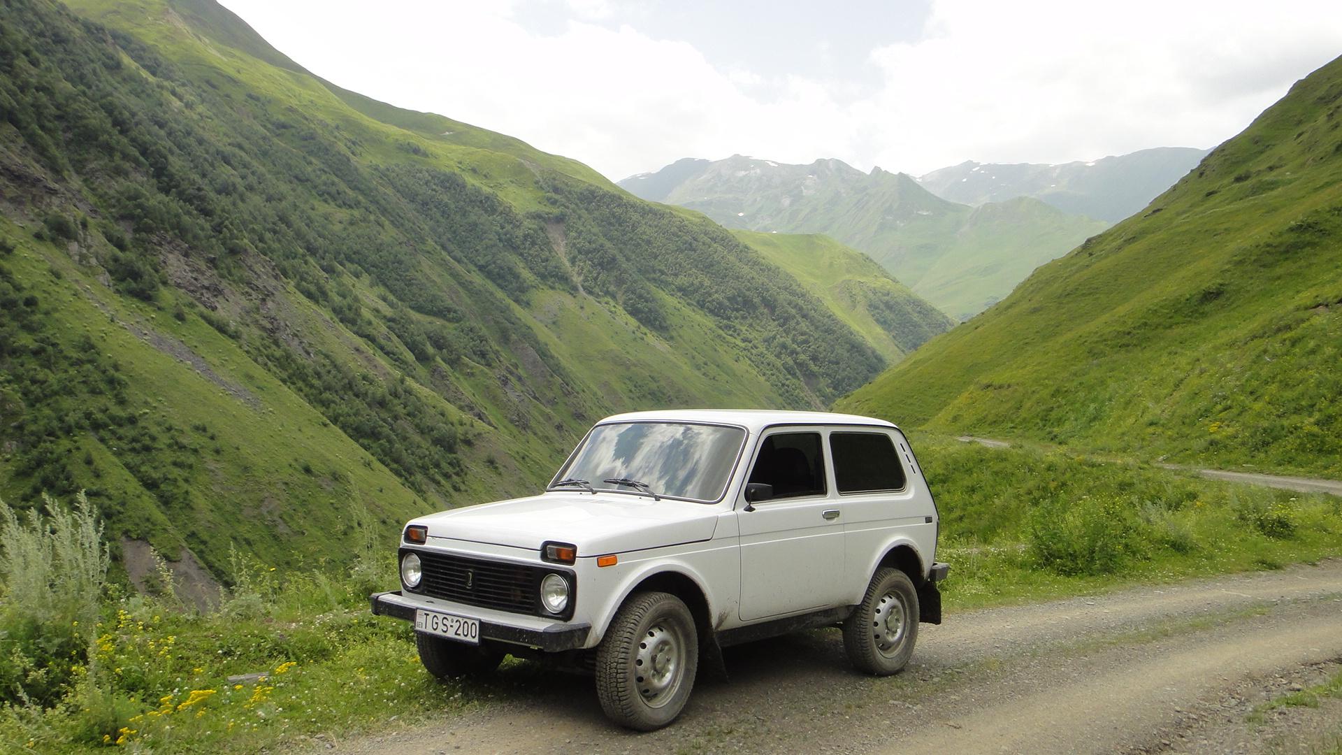 Lada Niva Best Car Ever 59461696 Added By Lasthuman