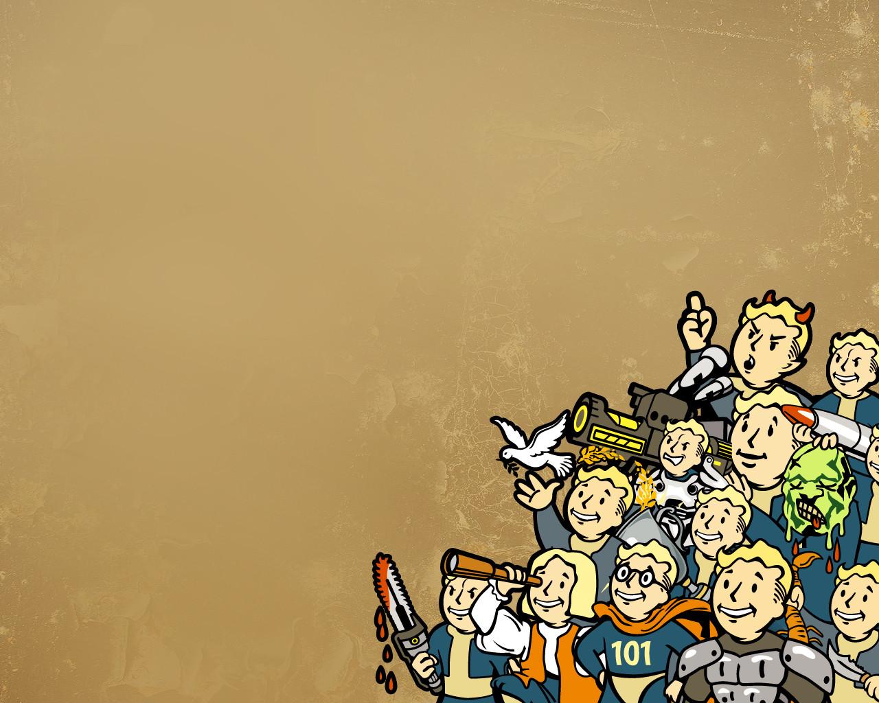 Fallout Wallpaper Thread