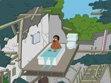 Family Guy Cleveland Bathtub Gif Bathtub Image And Article