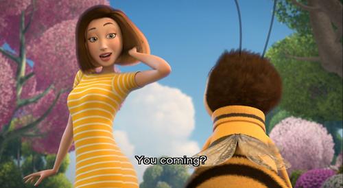 Bee movie porn