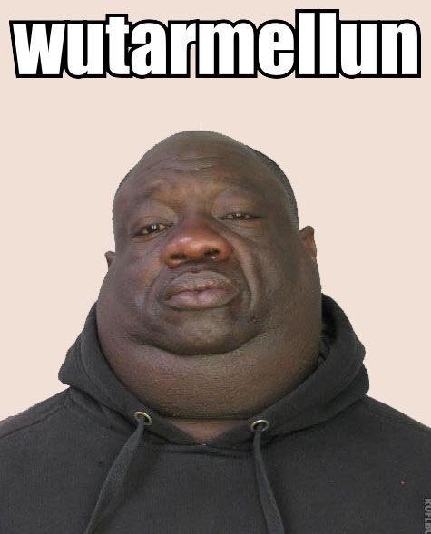 Big nigger