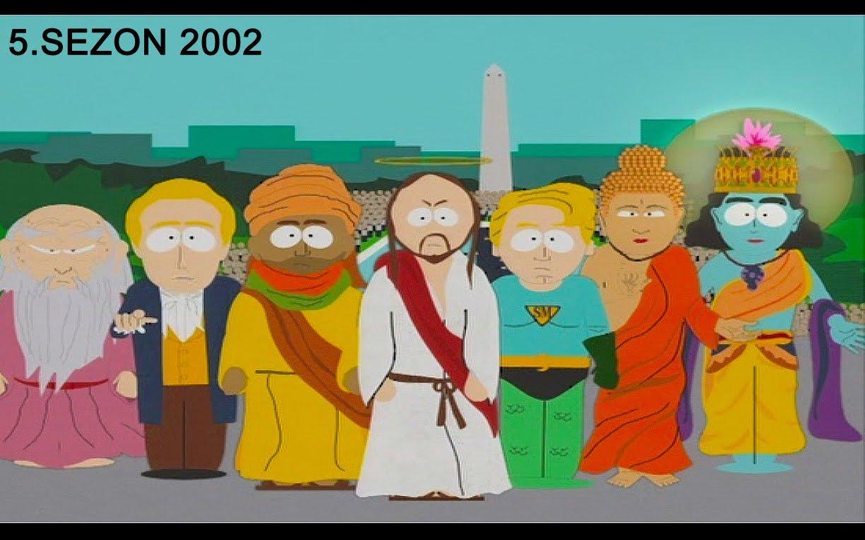 Muhammad South Park Super Best Friends