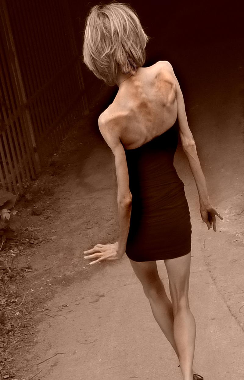 Женщины худые картинки
